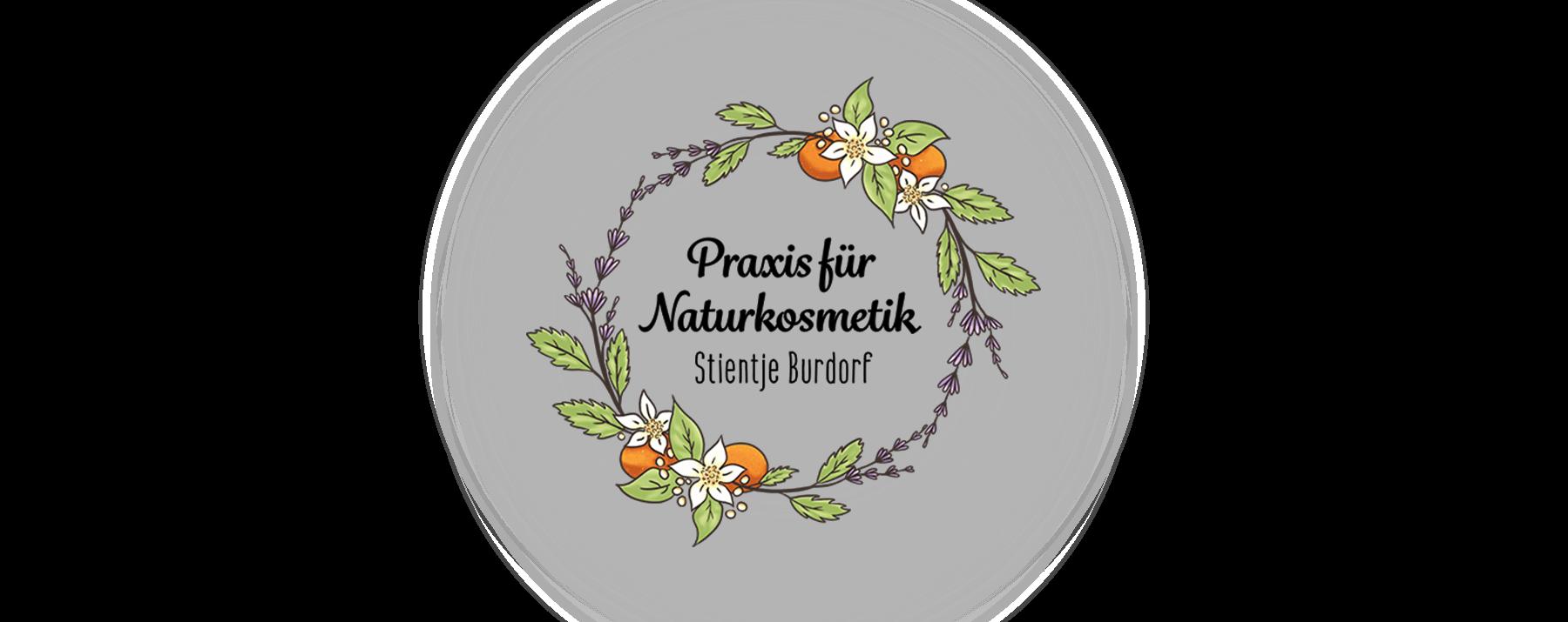 logo mit blur background